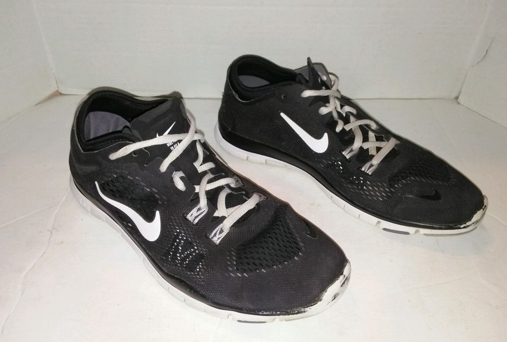 c0303d46e0a58 Nike Free Run Tr Fit 4 Running Shoes Women s Black Size 9.5 629496-001 3 14  Used  Nike  RunningCrossTraining