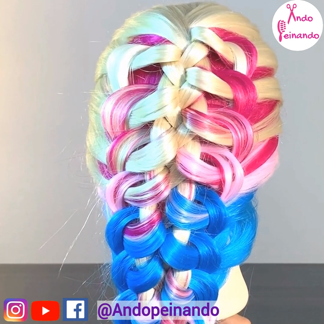 hairstyles, braid, braids, hair videos, hairstyles for long hair, hair braiding …