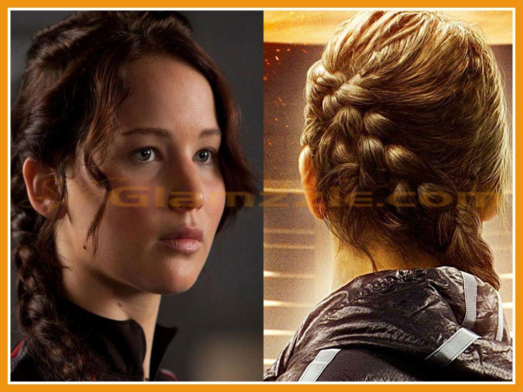 katniss everdeen braid hairstyle - hunger games 2012 | beauty