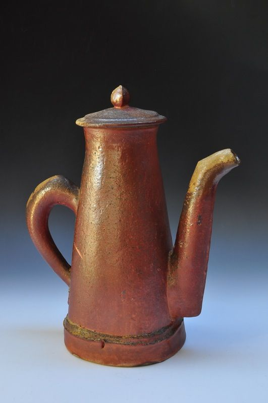 Randy Johnston coffee pot