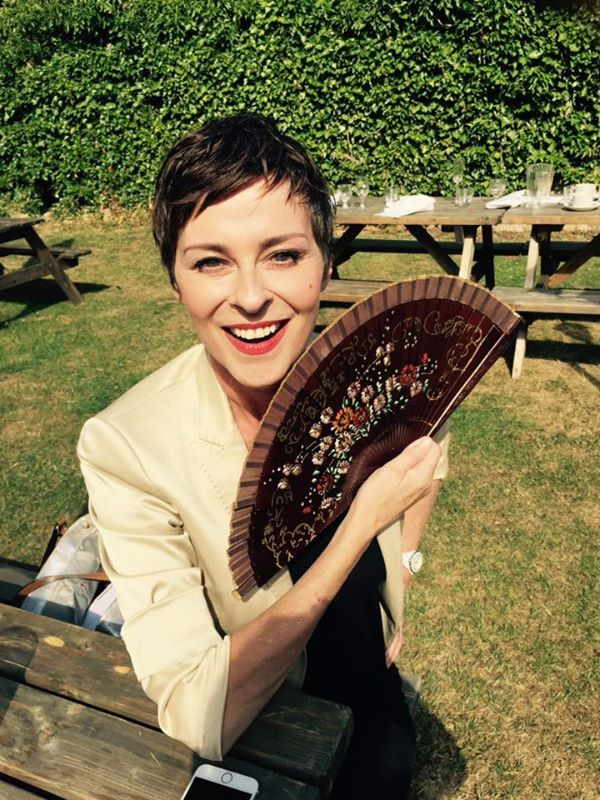 This afternoon July 5, 2015 at Love Supreme Festival, in the sunshine. via..FB https://www.facebook.com/lisastansfieldofficial/photos/a.683620468329981.1073741830.490334430991920/1050557941636230/