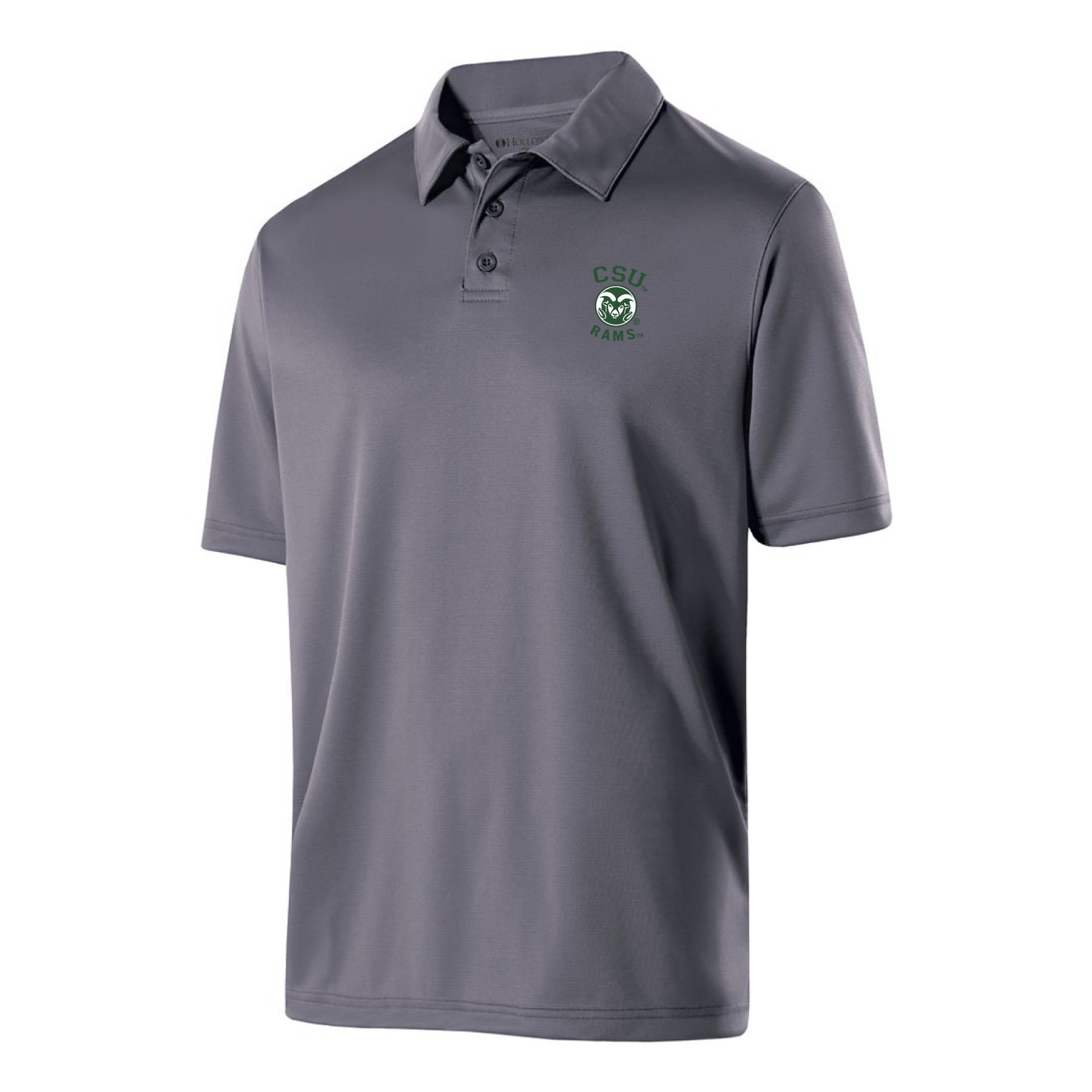 ef3f520f Grey Colorado State University Polo | Rams Gear in 2019 | Colorado ...