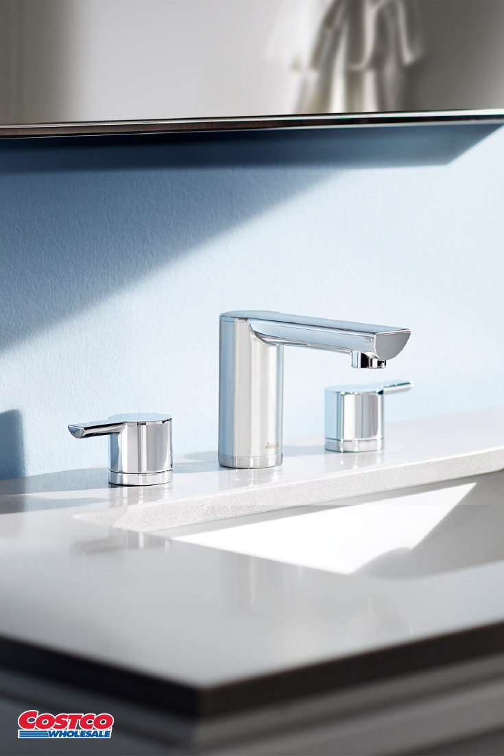 adonis widespread lavatory faucet by