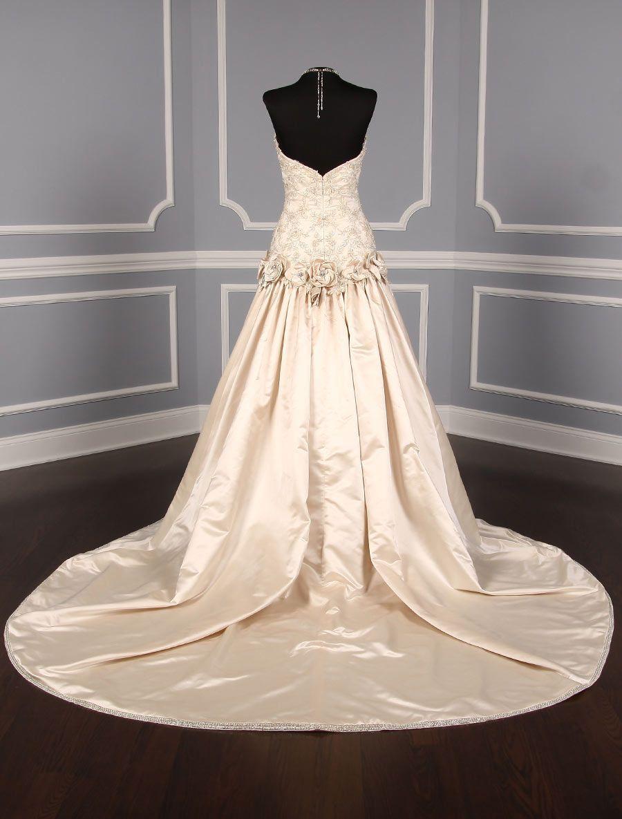 Eve Of Milady 1444 Wedding Dress Size 8 Eve Of Milady Wedding