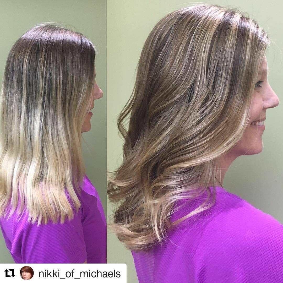 By Nikki  nikkiofmichaels  From summer to a winterus blonde