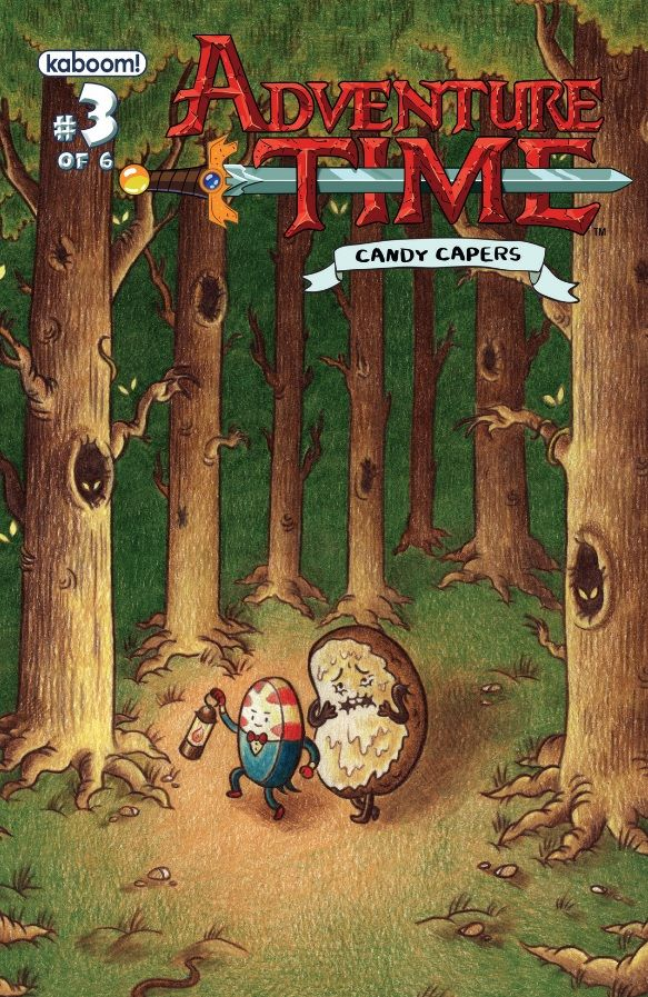 Adventure Time Candy Capers 4 (out of 6)