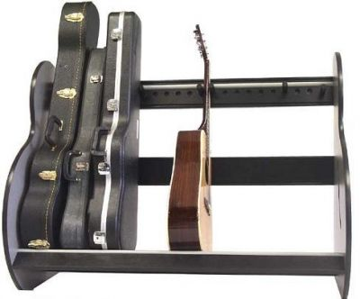 Guitar Rack    Can Keep Hard Cases Too