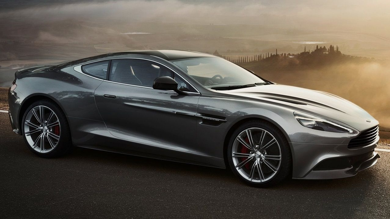 Aston Martin 2013 Most Beautiful Car Ever Dream Cars