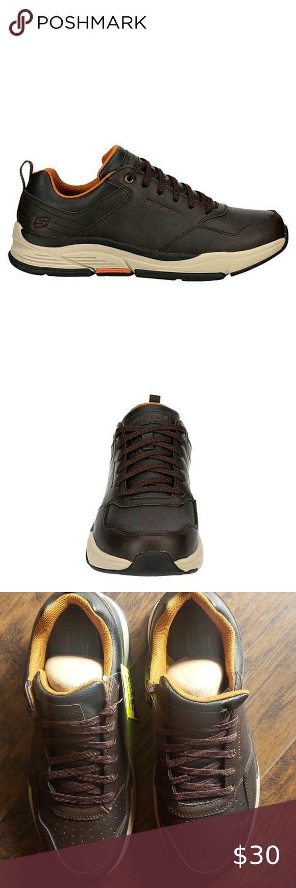 Streetwear shoes, Mens skechers