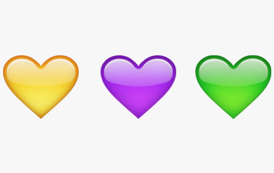What The Different Emoji Hearts Of Instagram Mean Color Meanings Colorful Heart Emoji