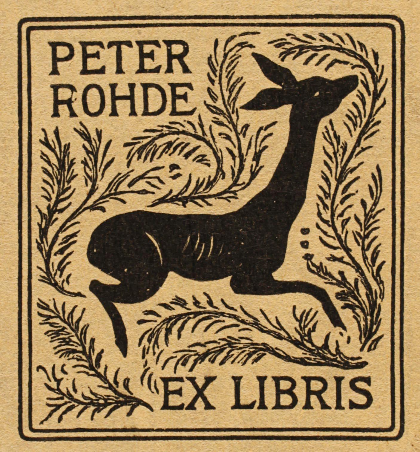 Ex Libris Gelly-Perbellini | Book plates, Ex libris, Linocut