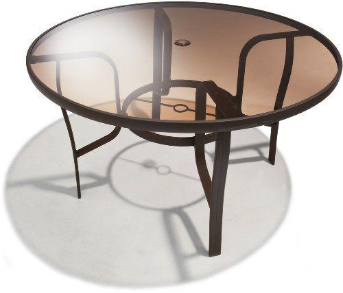 strathwood rawley 48 inch round dining