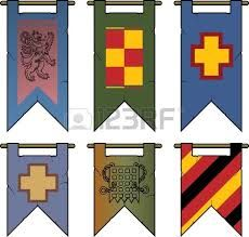 Medieval Castle Flags Google Search Truetts 1st Birthday Flag