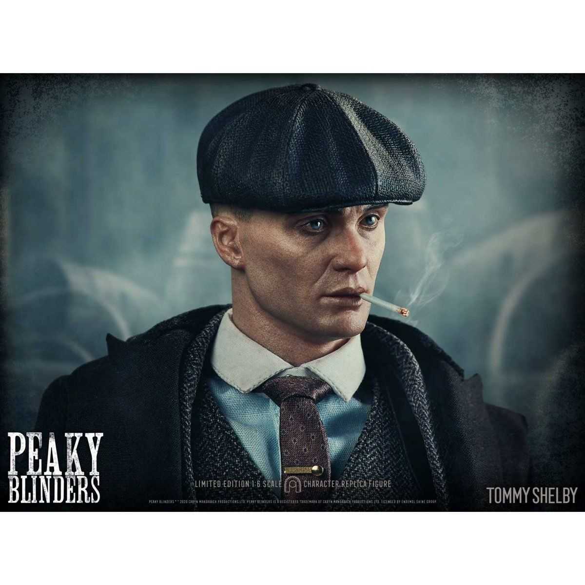 Buy Peaky Blinders Tommy Shelby 1 6 Scale Action Figure At Entertainment Earth Mint Condition Guaranteed Fr In 2020 Peaky Blinders Tommy Shelby Peaky Blinders Shelby