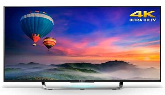 Sony 4k Ultra Thin Tv Will Debut In This Summer 4k Ultra Hd Tvs