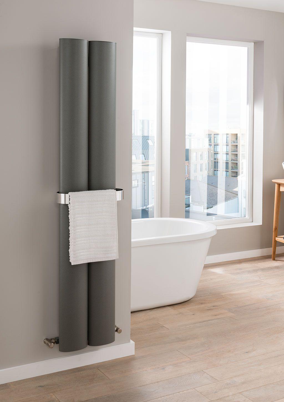 The Radiator Company Ovali Bath Towel Rail