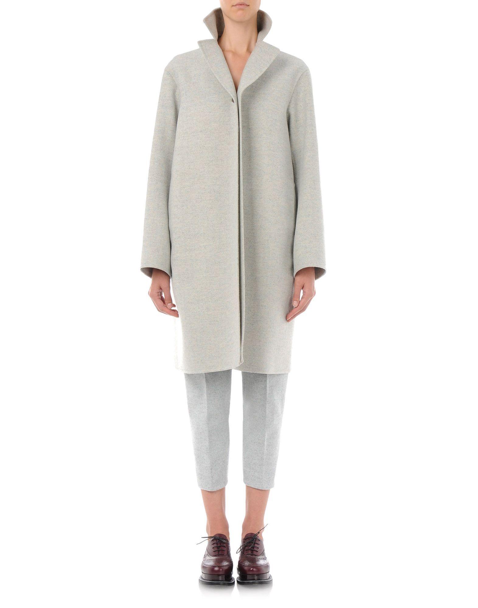 ac28a8d8f40d1 Coat Women - Coats   jackets Women on Jil Sander Online Store ...