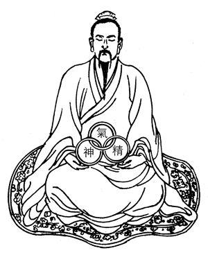 The ninth and final lesson of Nine Lessons on Daoist
