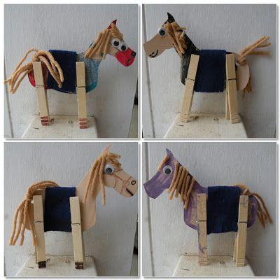 Jesus is King!  (Palm Sunday Donkey Craft)