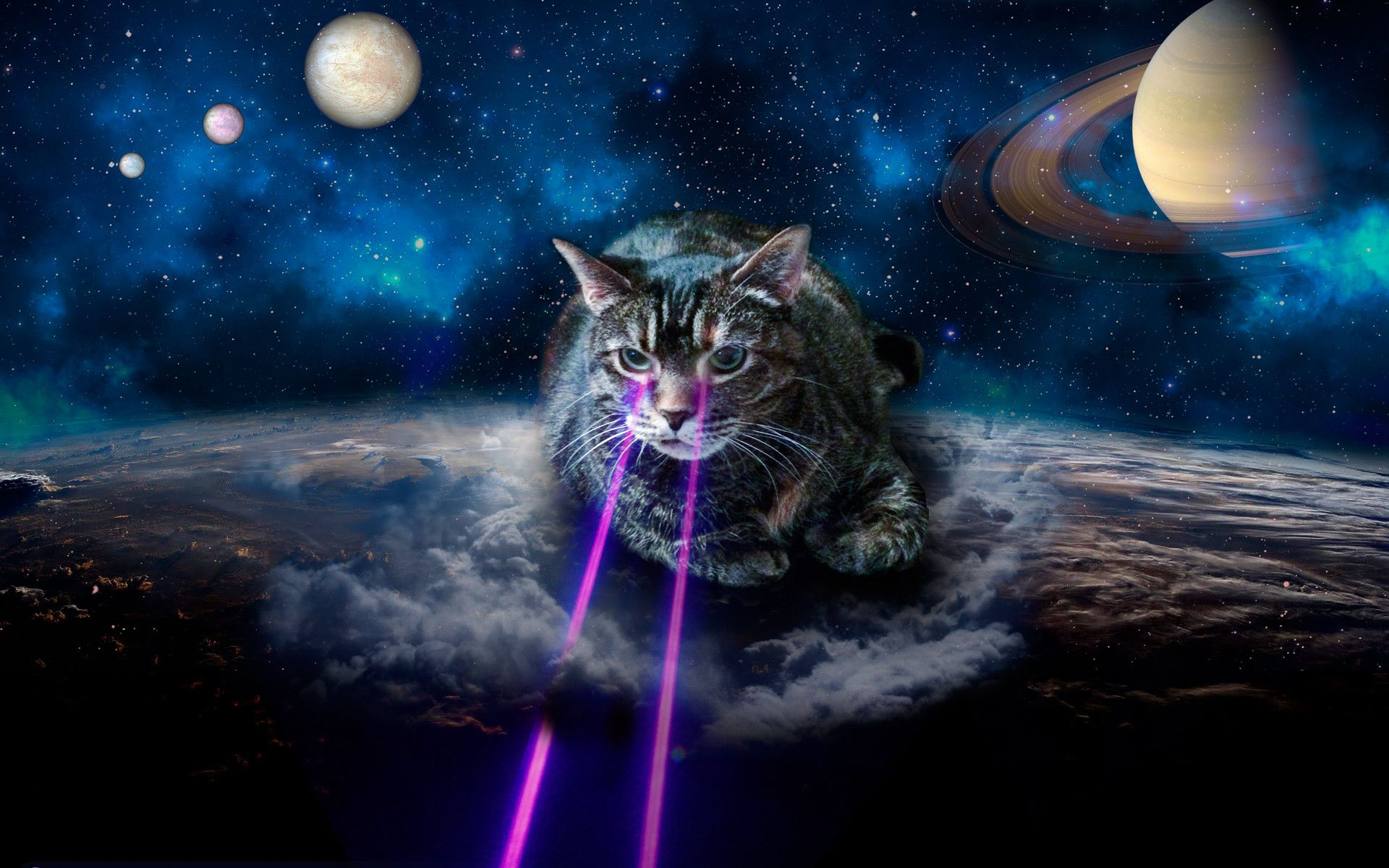 Cats In Space R Spacecats Astronaut Cat Cat Wallpaper Space Cat