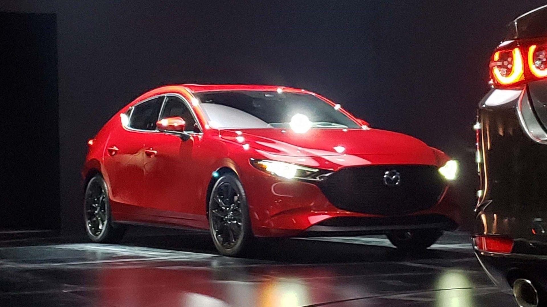 Mazda Electric Car 2020 Images Mazda Car New Cars
