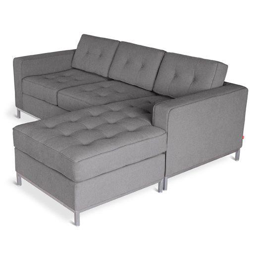 Modern Sofa Vancouver: Vancouver - Small Sectional
