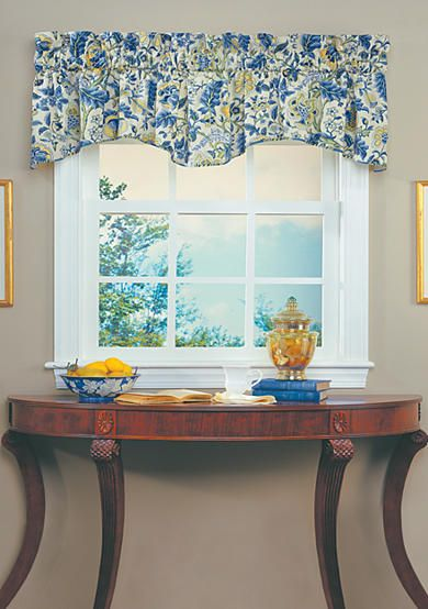 Waverly Imperial Dress Window Valance Window Valance Home