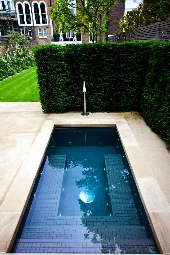 pools colonial pools by london swimming pool company colonial  homifycolonialTwin plunge pools colonial pools by london swimming pool company colonial  homifycolonial Twi...