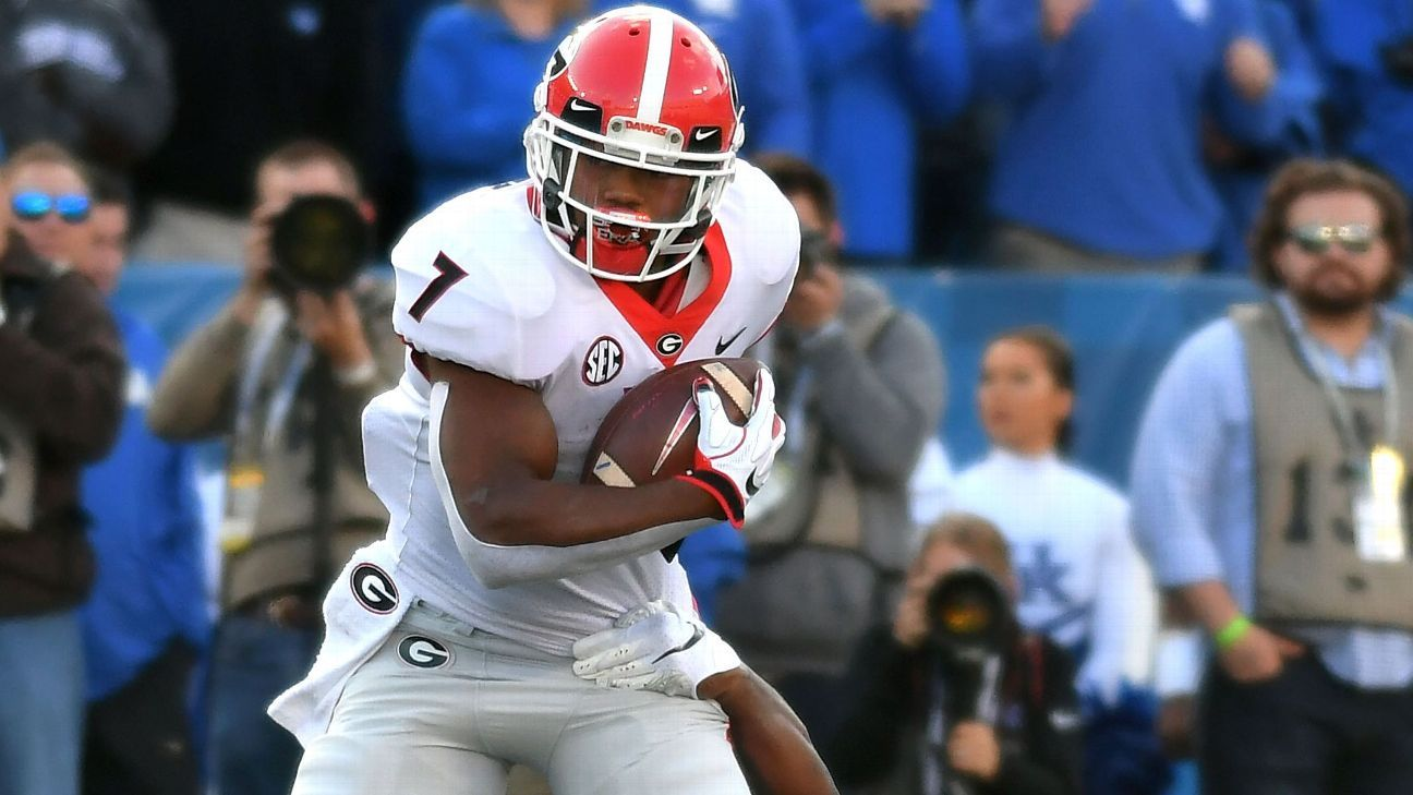 Most important takeaway for each Top 25 team College