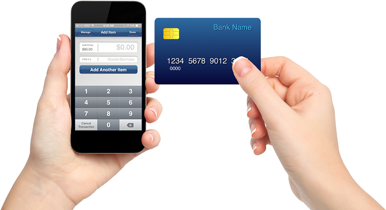 We Use Poynt Smart Terminal Which Is Versatile And Accepts Chip And Magnetic Strip Card Mobile Credit Card Small Business Credit Cards Credit Card Processing