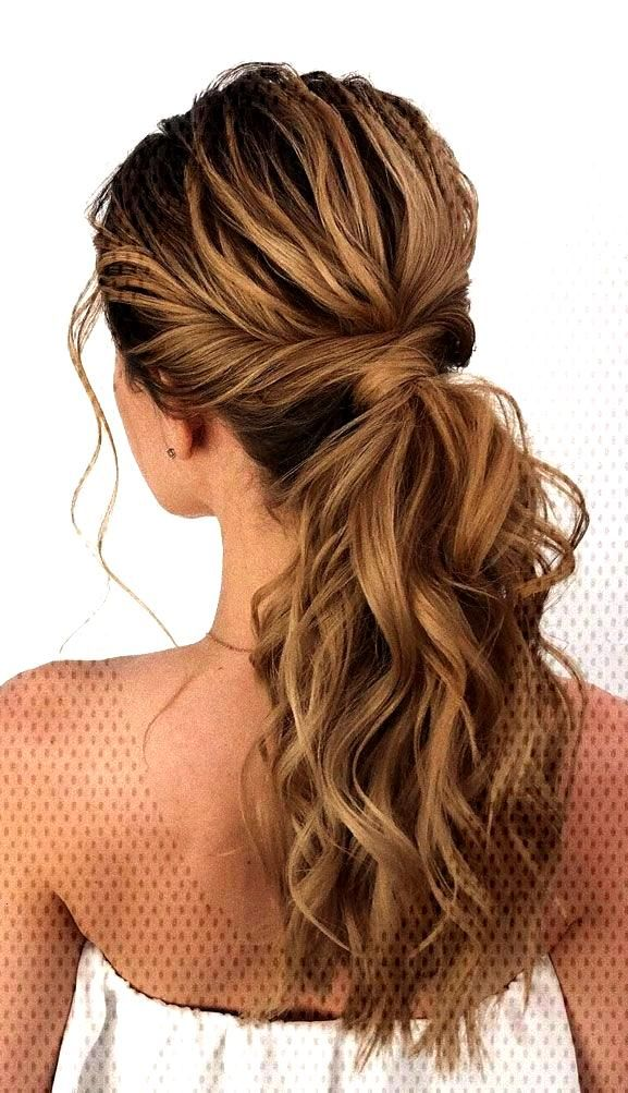 53 Best Ponytail Hairstyles Low and High Ponytails To Inspire , hairstyles Prom hairstyle, easy
