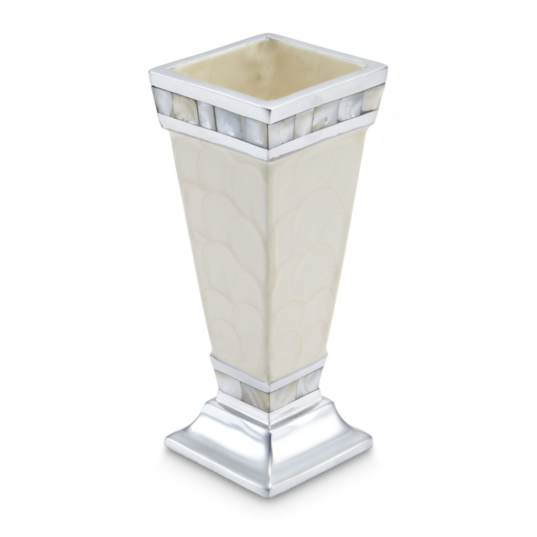 "Julia Knight Classic 7"" Vase Snow"