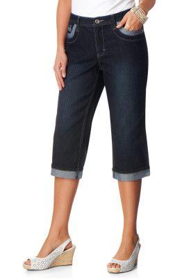 Capri Trim BanksMy Reverse Christopheramp; Clothes Denim Style OkTZPliwXu