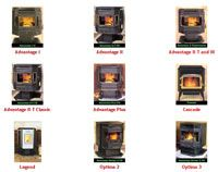Whitfield Pellet Stoves Are Identified By Stove Model With Helpful