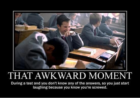that awkward moment when i do that ALL the time.