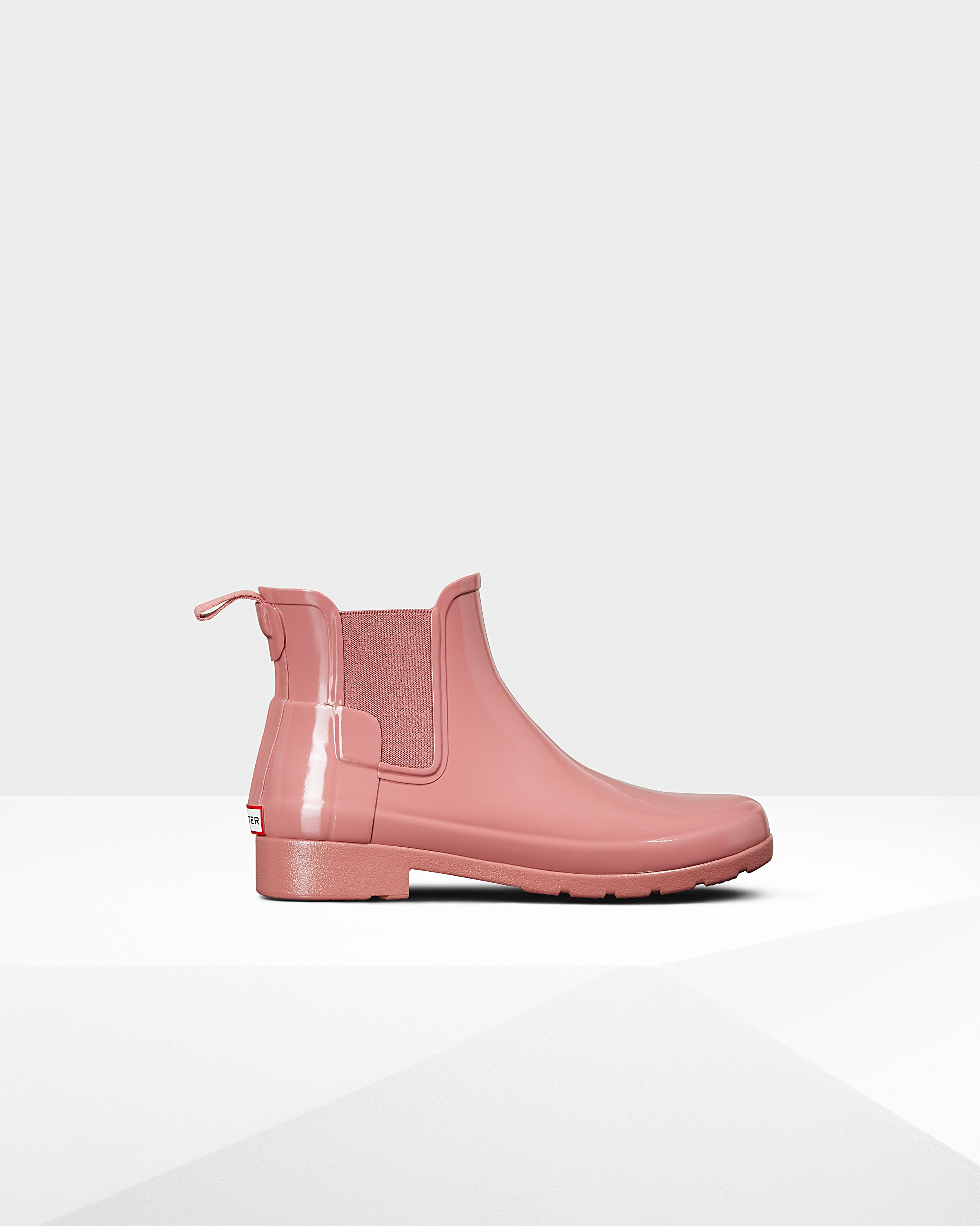 12dd4e936fd Buy Women s Original Refined Chelsea Gloss Boots from the Official Hunter  Boots Site with Free Delivery and Returns. Click here.