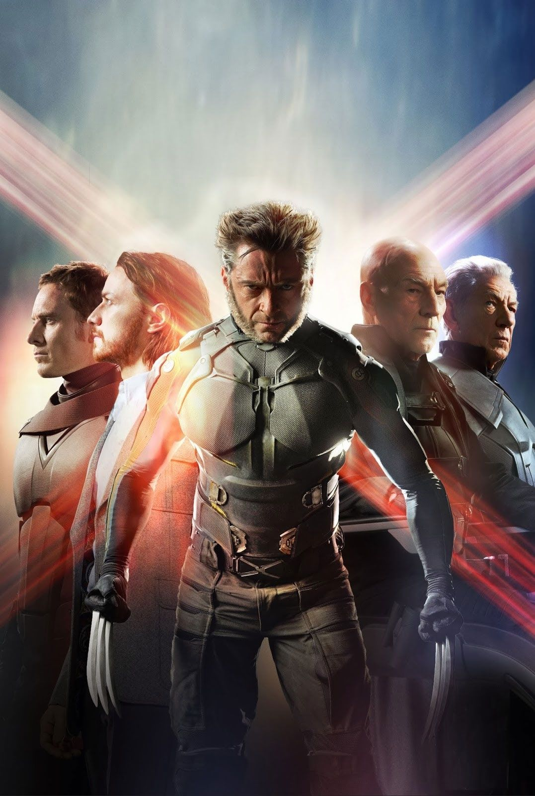 XMen Days of Future Past  Official Trailer 2 HD  20th Century FOX