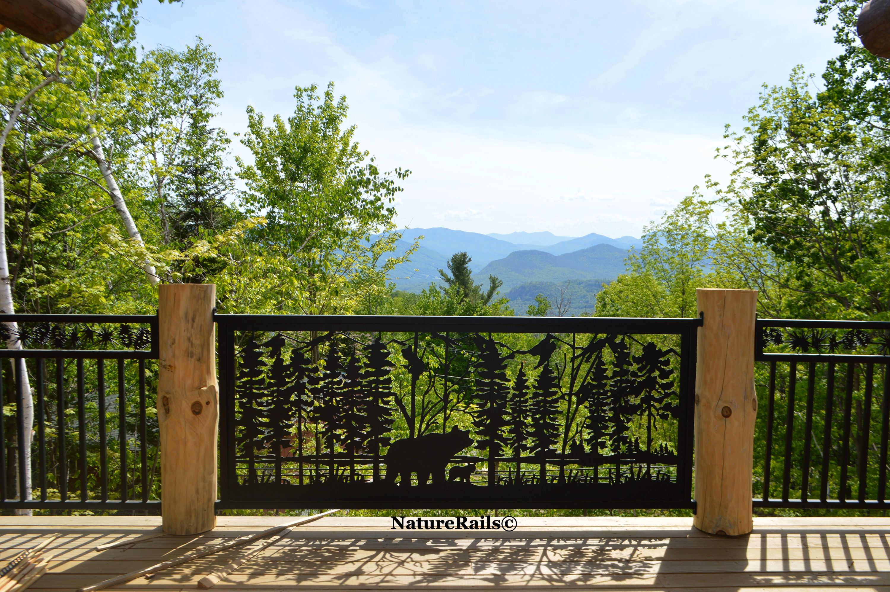 Deck Loft Balcony Railing Railing Decorative Screens Outdoor