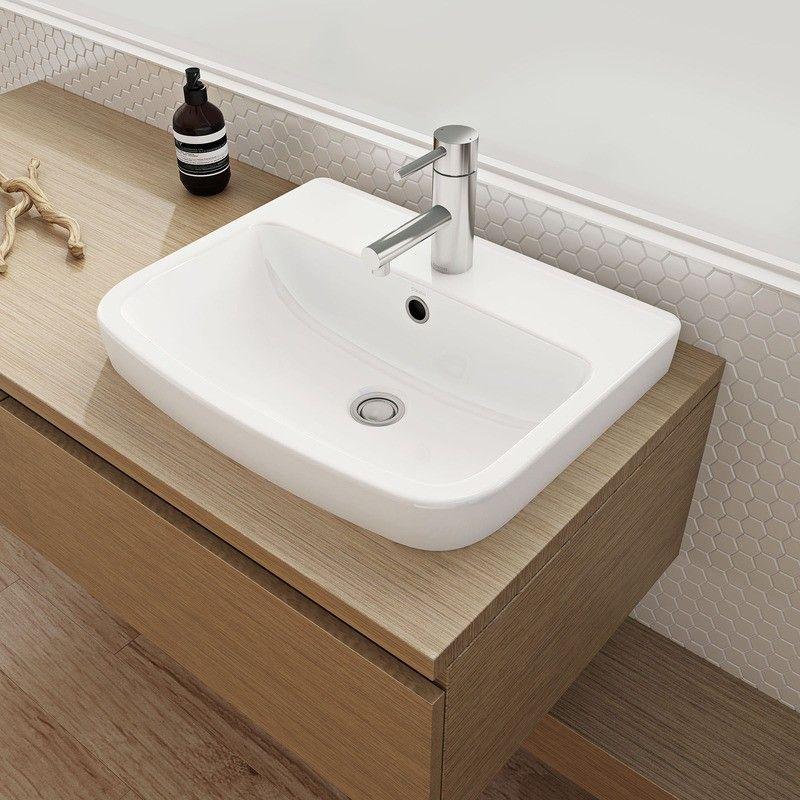 Caroma Urbane Inset Basin Basins Bathware Direct