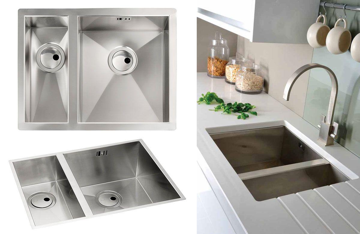 Abode Matrix R0 1.5 Bowl Undermount Kitchen Sink | Kitchen Ideas ...