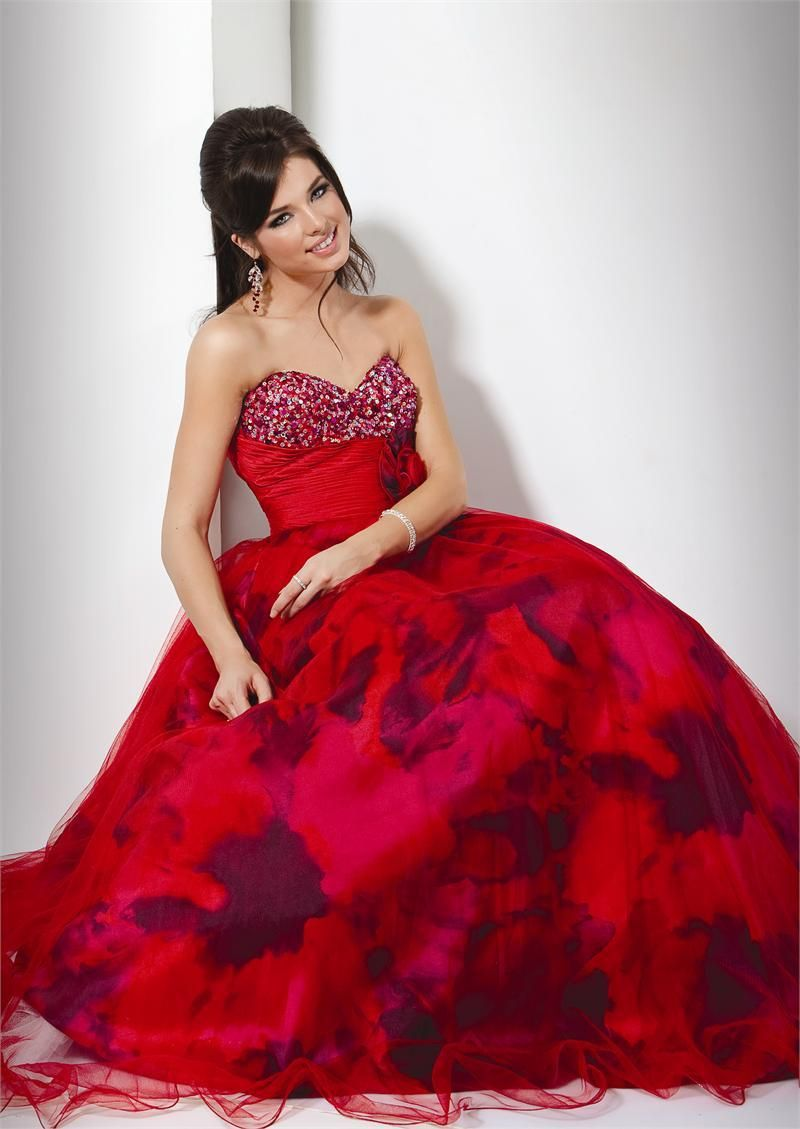 Gorgeous sweet gowns pinterest gowns red gowns and passion