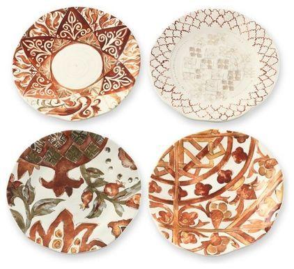 mediterranean dinnerware by Williams-Sonoma