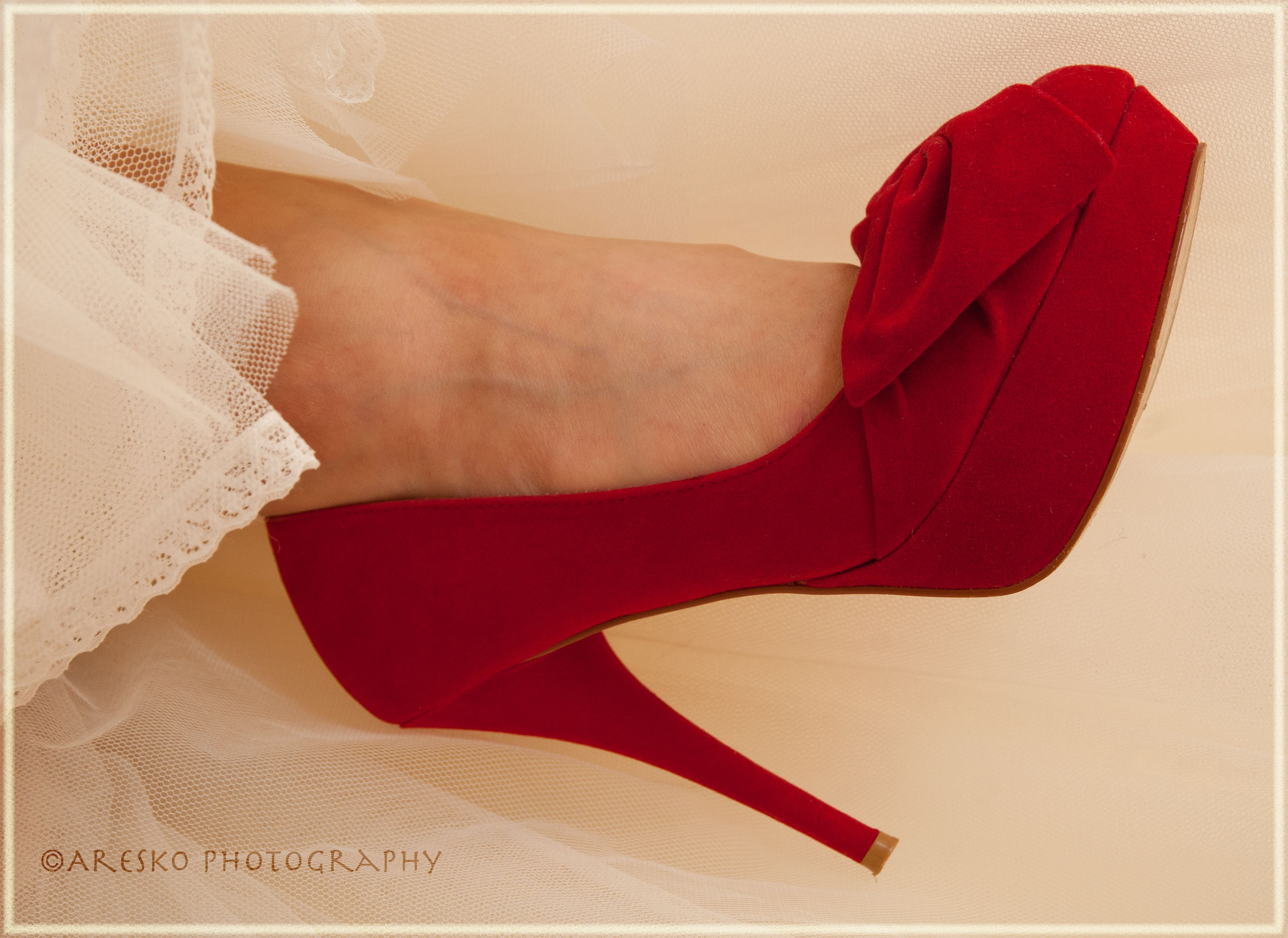 Put on those red shoes and dance