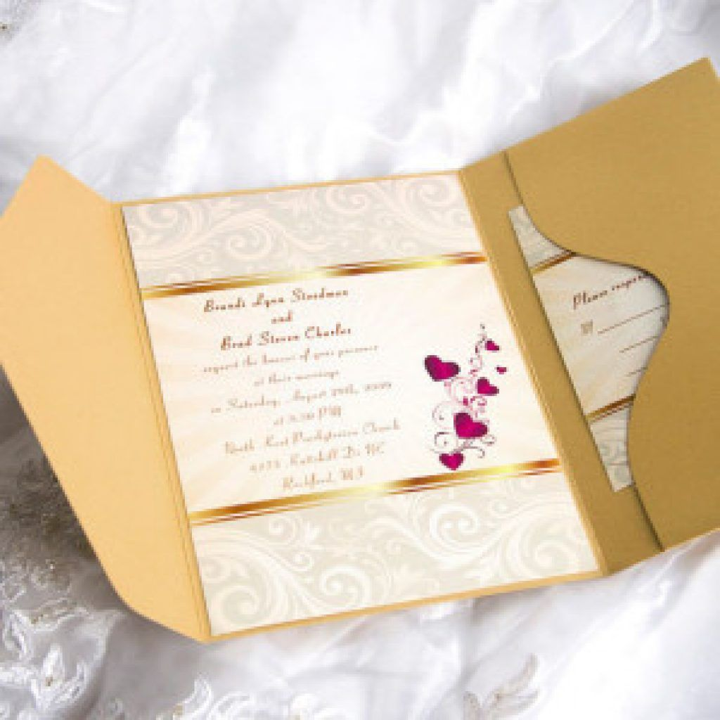 Elegant Wedding Invites is best collection ideas you have to choose ...