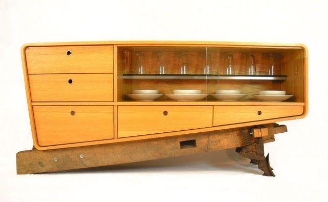 re-designed cabinet | iijo | Pinterest | Haus, Kunst und Aufbewahrung