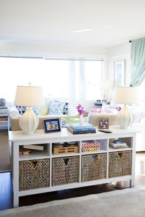 stauraum ideen im wohnzimmer 30 pfiffige einrichtungen interior design pinterest. Black Bedroom Furniture Sets. Home Design Ideas