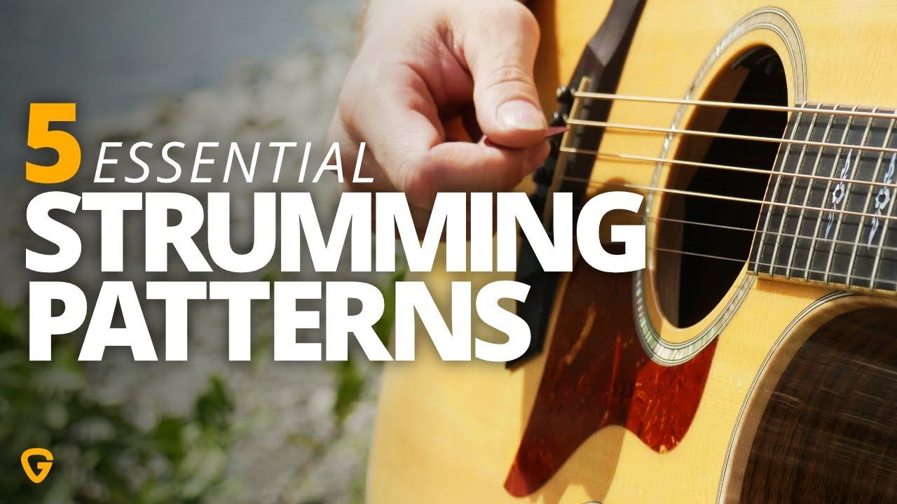 5 Essential Campfire Strumming Patterns Campfire Guitarist Quick Start Series 3 Youtube Campfire Songs Guitar Lessons Guitar For Beginners