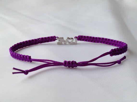 Love Macramé Bracelet