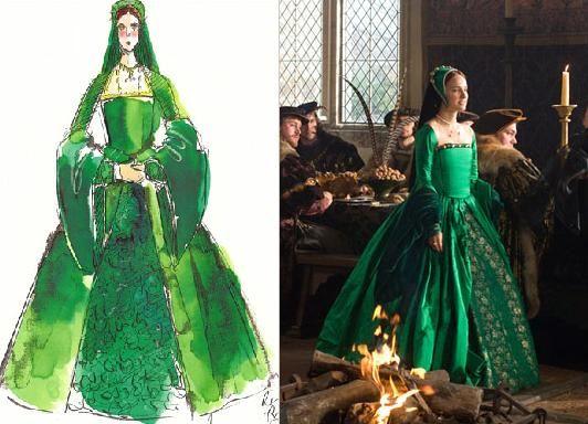 The Other Boleyn Girl (Sandy Powell - costume designer ...