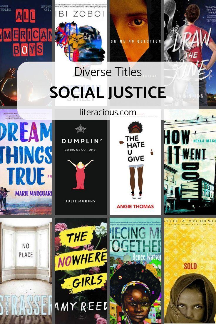 Diverse Titles: Social Justice